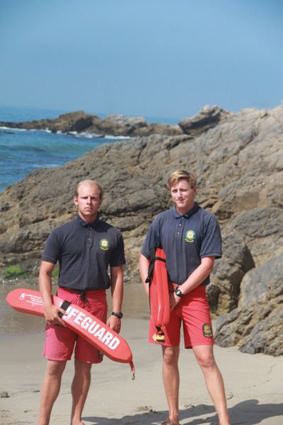 86204cc0136 Lifeguards Lauded for Lifesaving Effort at Leo Carrillo