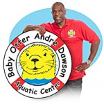 baby otter andre dawson small logo
